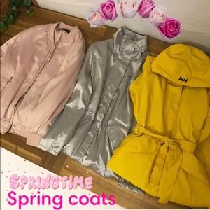 Jackets & Blazers - Spring jackets just in!